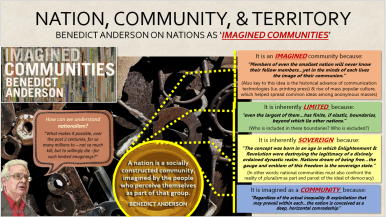 imaginedcommunities